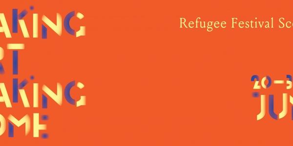 Refugee Festival Scotland 2019 Dundee Festival Launch