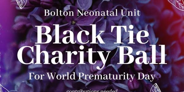 Bolton Neonatal Unit Charity Ball
