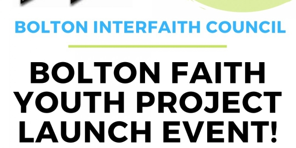 Bolton Faith Youth Project - Launch Event