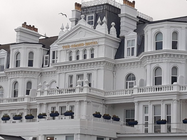Eastbourne's Grand Hotel