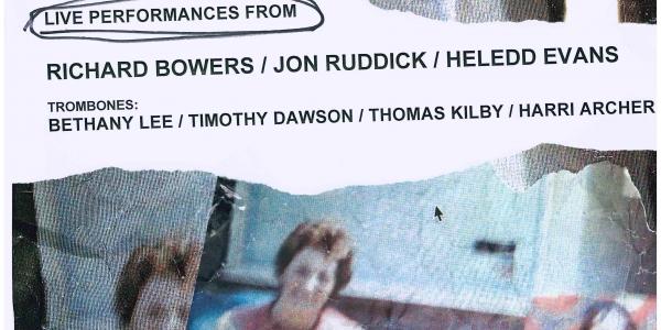Richard Bowers - Sunlight and Dirt    31/10/19 19:30 - 22:00