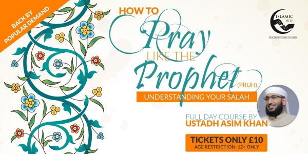 How to Pray like the Prophet - Bradford