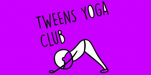 Tweens Yoga Club: 8-11 with Debs Winter Term Wednesdays 6th Nov - 11th Dec
