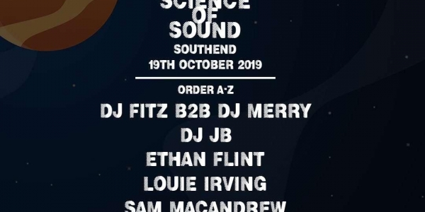 Science Of Sound Opening Party