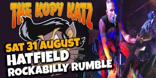 Southend Rockabilly Rumble with The Kopy Katz Live