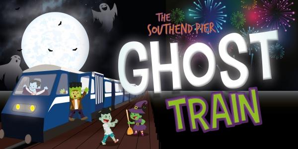 Southend Pier Ghost Train