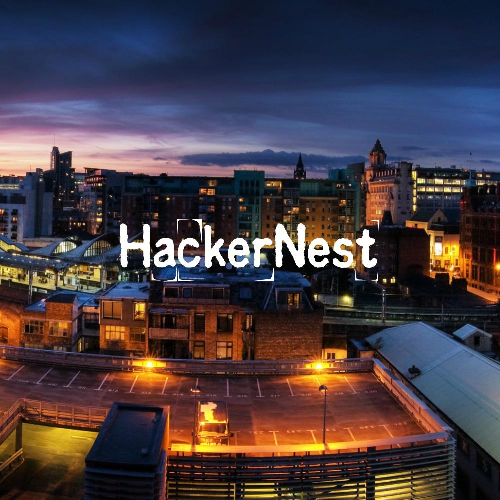 HackerNest Manchester March Tech Social   Stockport Info