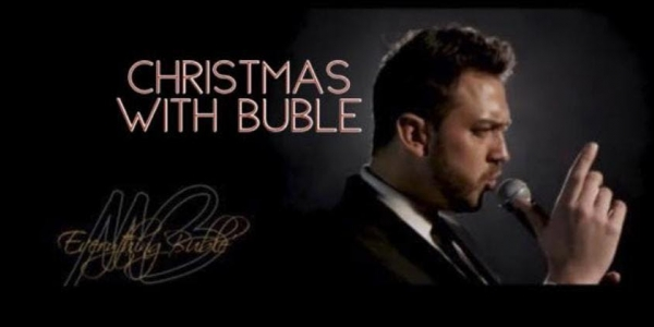 Christmas Party with Buble Tribute with Food, Singing Dancing & More