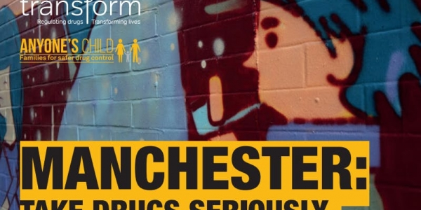Manchester: Take Drugs Seriously