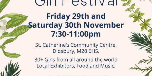 Didsbury Gin Festival
