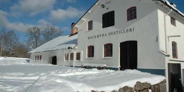 Mackmyra Swedish Whisky Tasting
