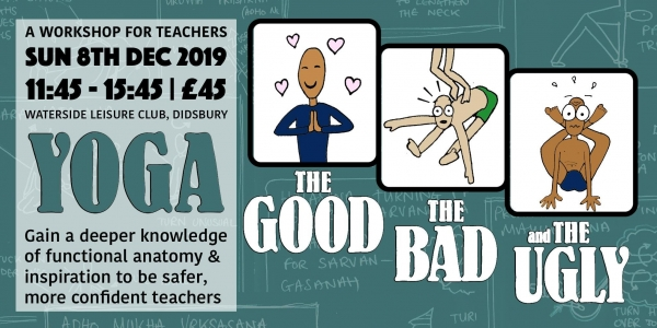 Yoga - The Good, The Bad & The Ugly