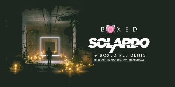 Boxed 007: Solardo
