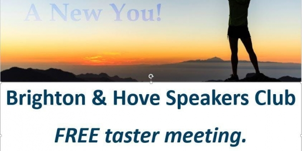 Toastmasters FREE taster event - Learn Public Speaking