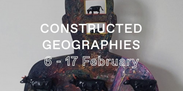Constructed Geographies Private View at ONCA