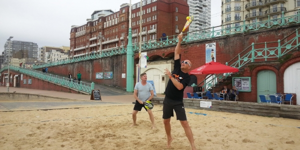 Brighton Beach Tennis