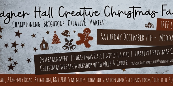 Wagner Hall Creative Christmas Fair