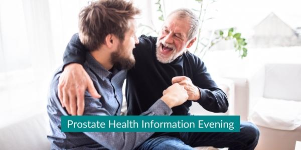 Prostate Health Information Evening
