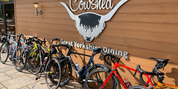 Cowshed Cafe - Sunday AMBER Ride