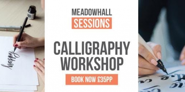 The  Calligraphy Sessions Meadowhall - Brush lettering