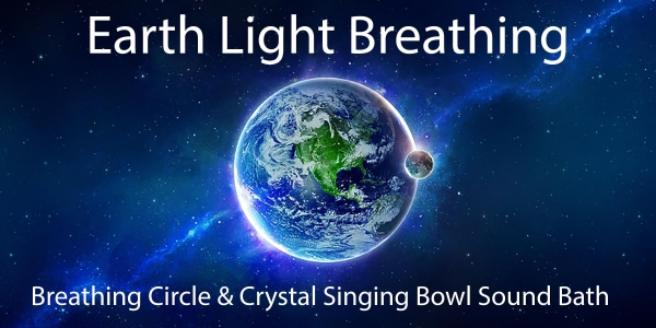 Breathing Circle & Crystal Singing Bowl Sound Bath in Exeter with Ben