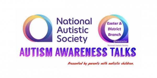 NAS Exeter Autism Awareness Talk
