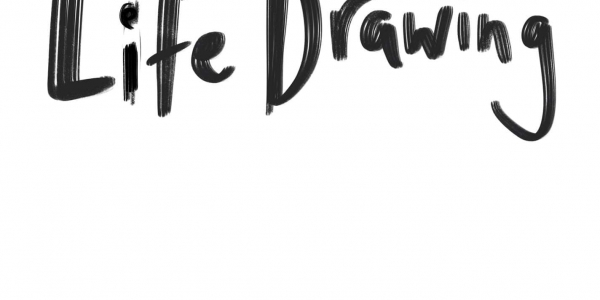 Exeter Life Drawing (August)