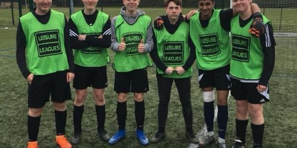 Leisure Leagues Loughborough - Charnwood College
