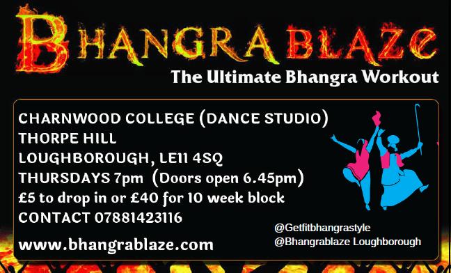 BhangraBlaze Fitness