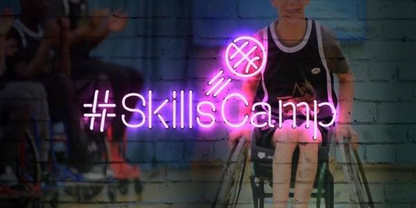 East Midlands Wheelchair Basketball Skills Camp