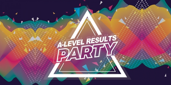 A-Level Results Summer Party at Echos