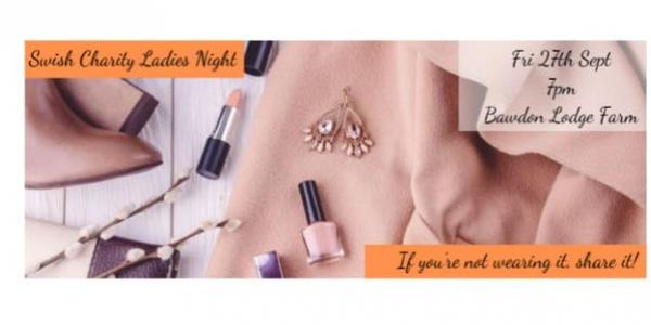 Swish Charity Ladies Night - Loughborough
