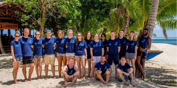 Loughborough Uni - Summer Internships in Fiji - Presentation