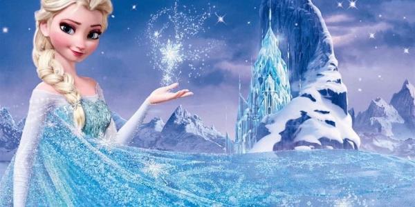 Frozen Children's Party at Whatton House