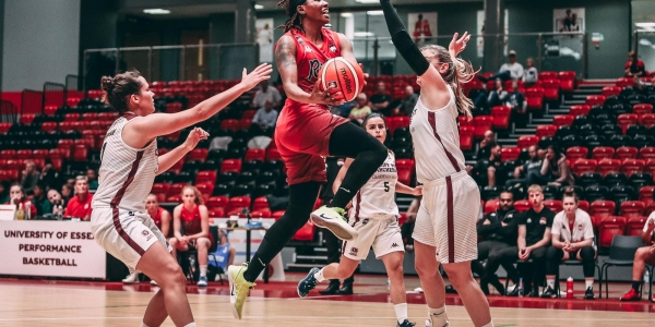 Leicester Riders Women Basketball vs Durham Palatinates