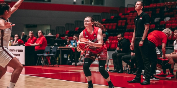 Leicester Riders Women Basketball vs Cardiff Met Archers