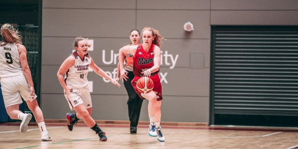 Leicester Riders Women Basketball vs Petermans Sheffield Hatters