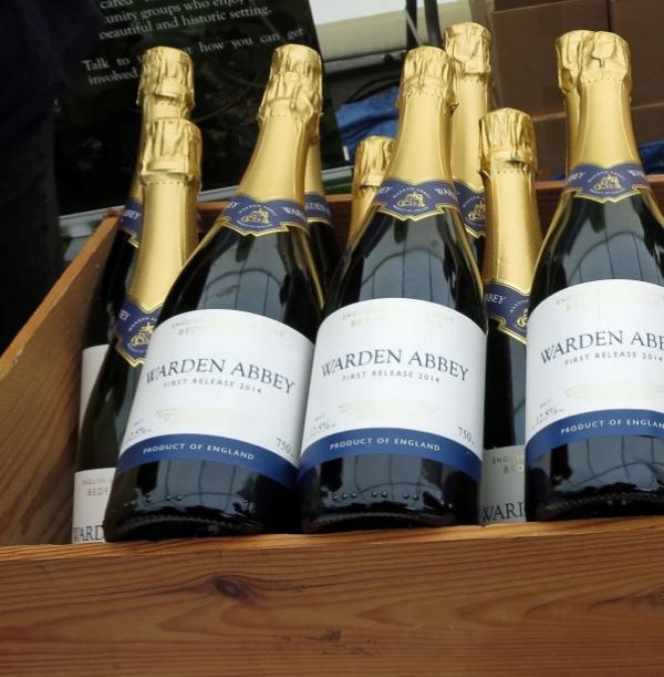 Warden Abbey Vineyard  Christmas Wine Sale
