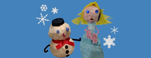 Christmas Holidays -  Children's Puppet Making Workshops