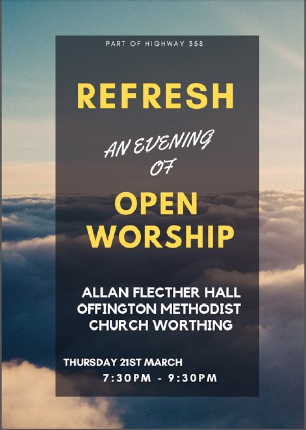 Refresh Meeting - Thursday 21st March