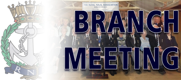 RNA Norwich - Branch Meeting - November 2019