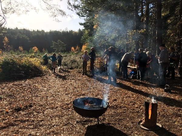 TUESDAY  15th January 2019! Volunteer Conservation Working Party