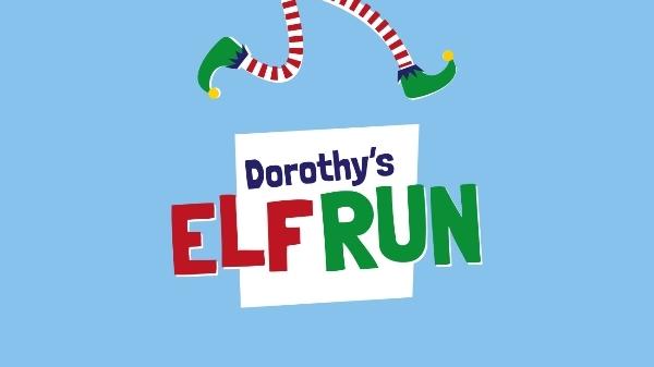 Santa and Elf Run