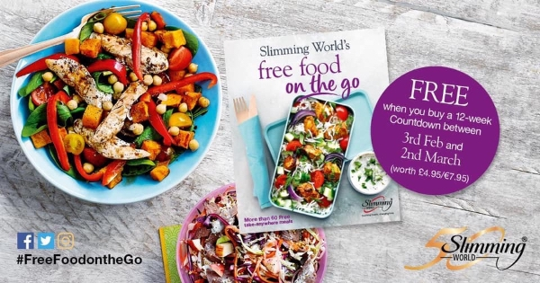 Join us for Free Food February