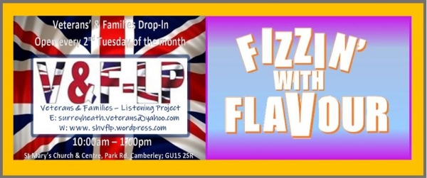 British Armed Forces Veterans' & Families Drop-ln Tuesday 9th July 2019