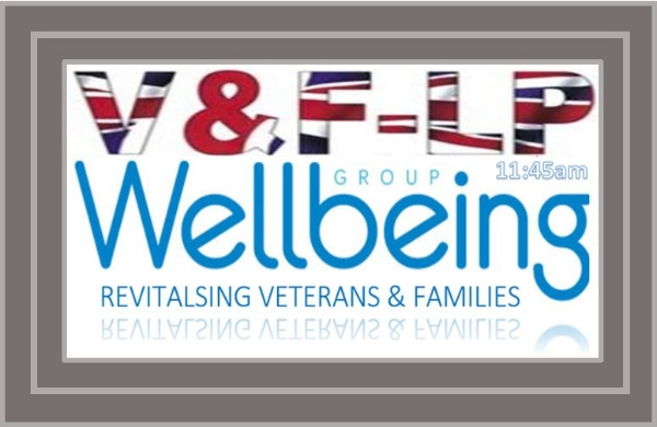 Armed Forces Veterans' & Families Drop-ln Tuesday 9th July 2019