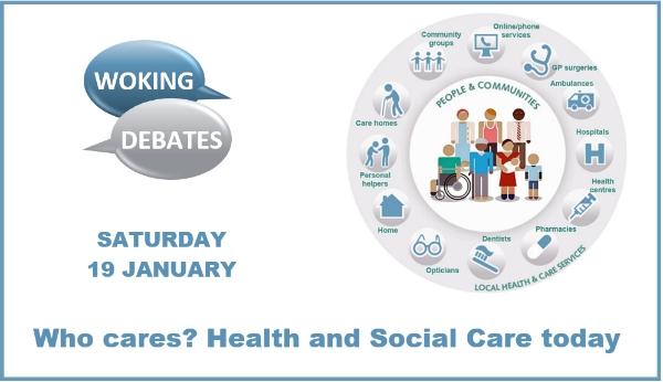 Free event - the January Woking Debate