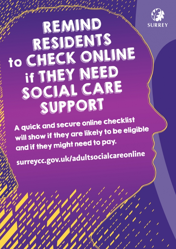 Is someone you know struggling? See if they are eligible for extra support