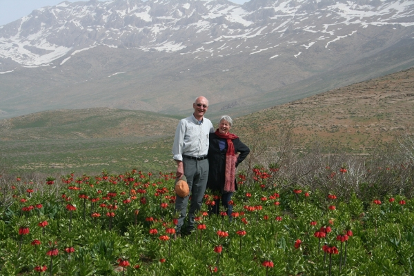 The Zagros - Dr. Bob and Rannveig Wallis