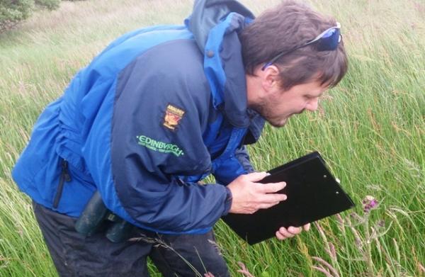 Butterfly survey, Carlops
